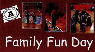 Family Fun Day is February 1st